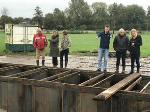 Sportvisserij Groningen Drenthe Gaan Ze Eindelijk Zwemmen
