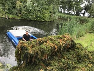 Hengelsportfederatie groningen drenthe vijvers appingerdam for Vissen vijver