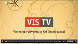 VIS TV AFL. 6 RUISVOORNS IN HET ORANJEKANAAL GEMIST? (Video)